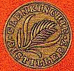 Glenkinchie Whisky logo.