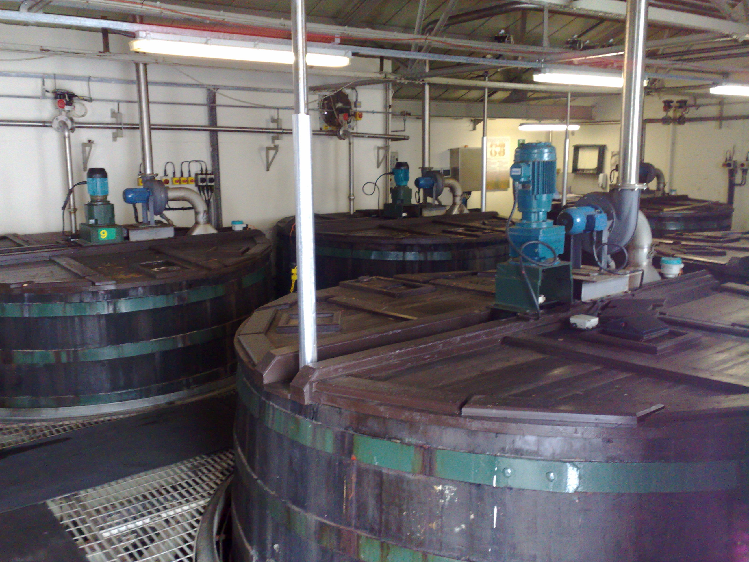 Mashtun at Lagavulin