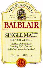 Balblair - Scotch Whisky