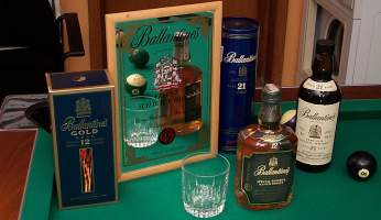 Ballantines bottles etc. picture 3 by www.awa.dk