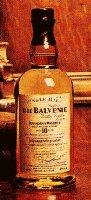 Balvenie 10 Years old, Whisky bottle