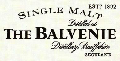 The Balvenie Logo.
