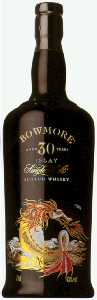 Bowmore 30 years old in ceramic bottle