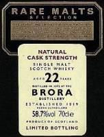 Brora 1975 Rare Malt Selection