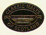The logo of Classic Malt's of Scotland.