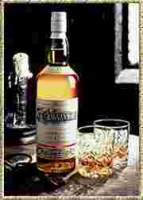 Cragganmore Scotch Speyside Whisky  - picture from commercial.