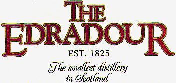 The Edradour... Whisky logo.