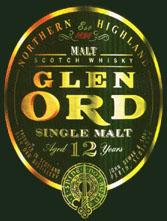 Glen Ord label