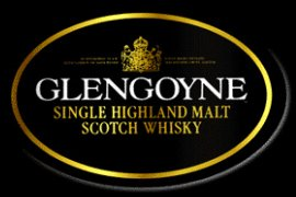 The Glengoyne Label Rip from the Glengoyne Homepage. Click on Picture to enter The Glengoyne Distellery.
