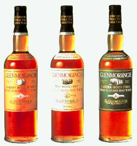 Glenmorangie bottlings