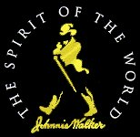 The Johnnie Walker Logo.
