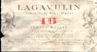 Another Lagavulin label.
