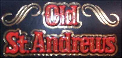 Old St Andrews Logo