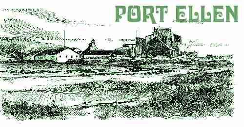 Port Ellen banner / logo