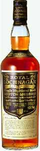 The Royal Lochnagar bottle