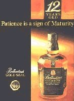 Ballantine's Gold Seal - Ballantines 12 years old