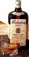 Another Ballantines Finest Whisky Bottle.