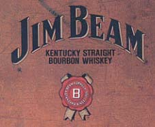 The Jim Beam logo - link to the official Jim Beam web site.