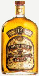 Chivas Regal 12 Years old - Blended whisky.